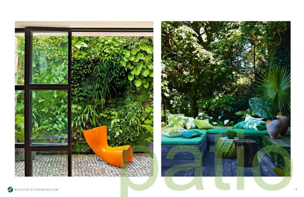 Patio - Colorful Outdoor Furniture