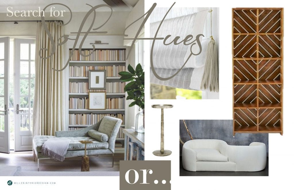 winter interior design trends soft hues