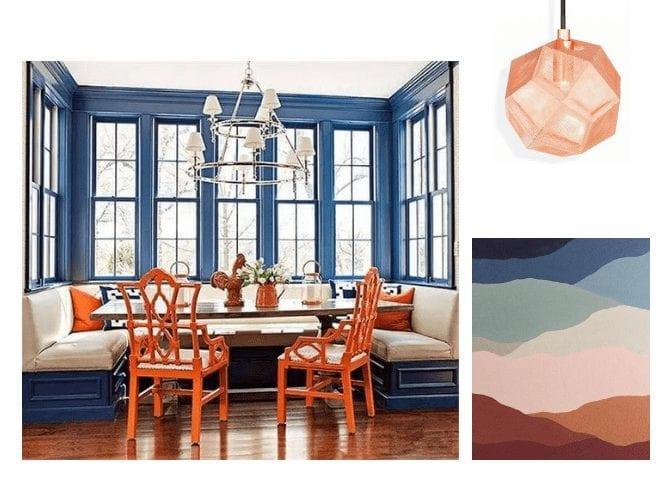 interior design trends 2018, living room