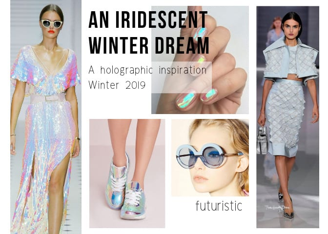 Winter 2019: An Iridescent Dream