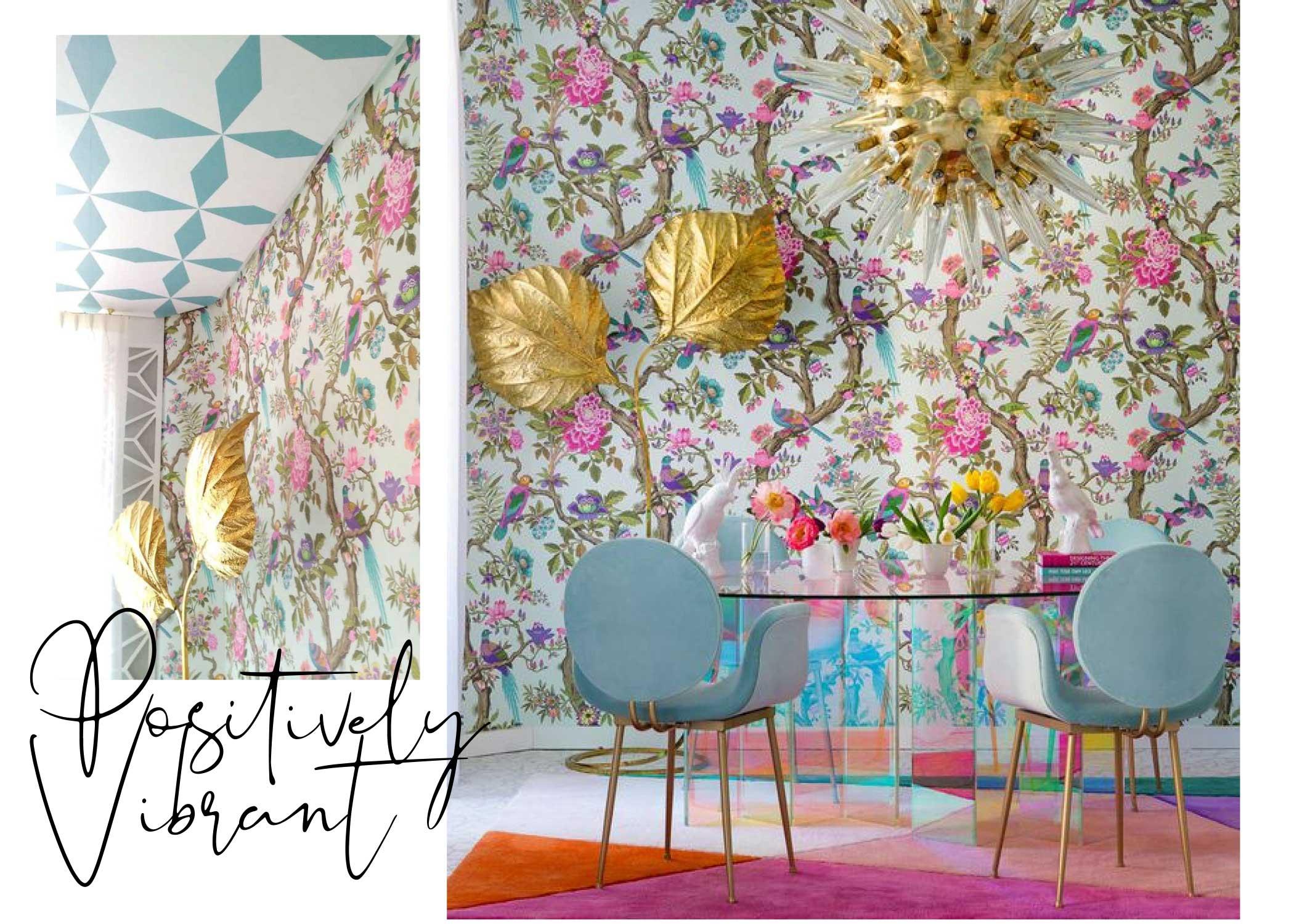 positively vibrant design inspiration