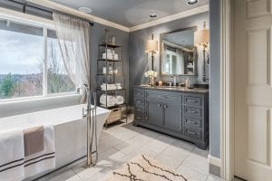 Sparkling Spa by Miller Interior Design