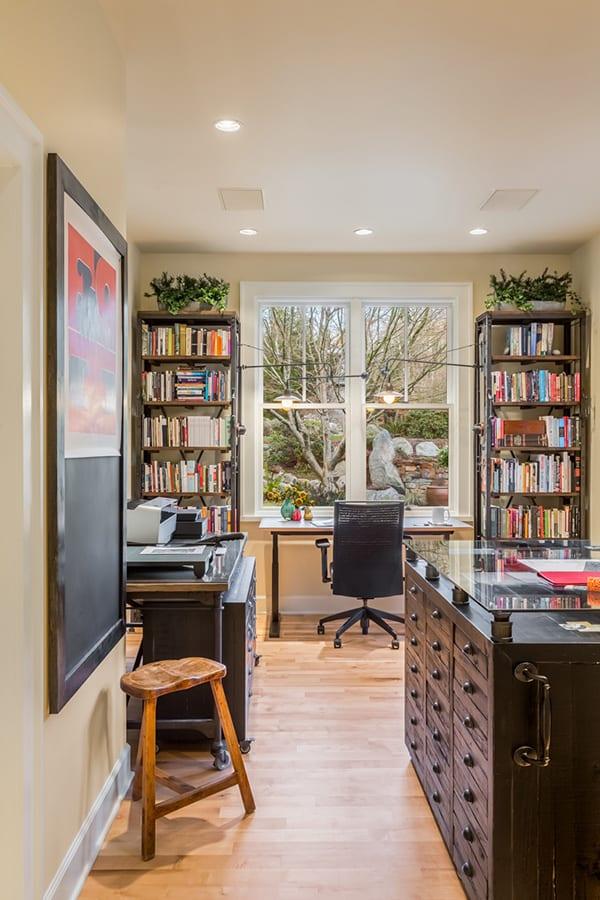 Artist in Residence Residential interior design