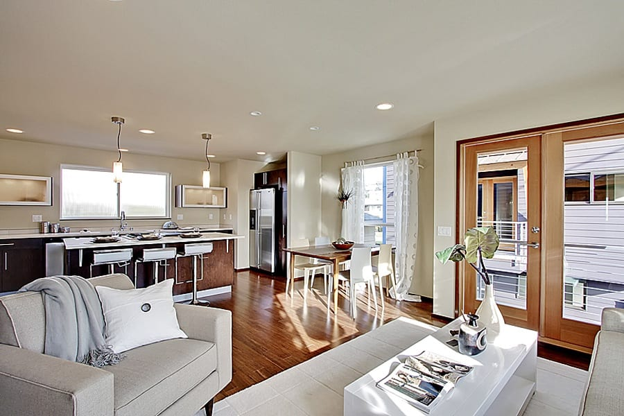 Alki Beach Townhomes
