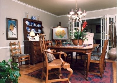 Storied Past – In City Ranch Living