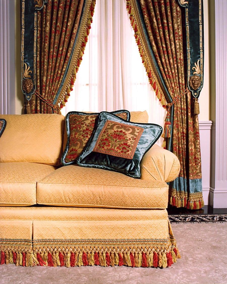 European Grandeur - Classical Residence by Keith Miller Design