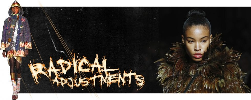 FALL 2020: Radical Adjustments