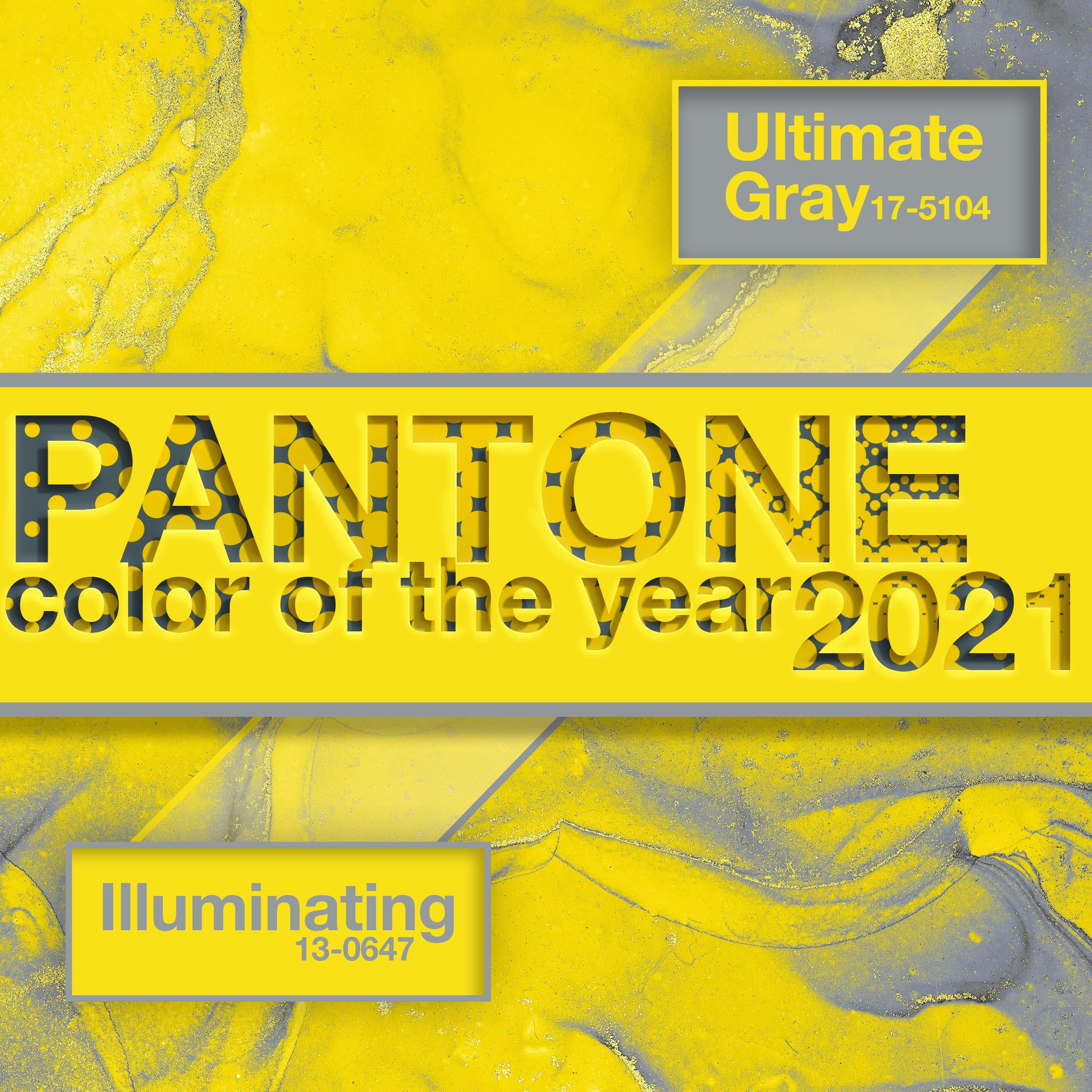 Pantone Color of the Year 2021